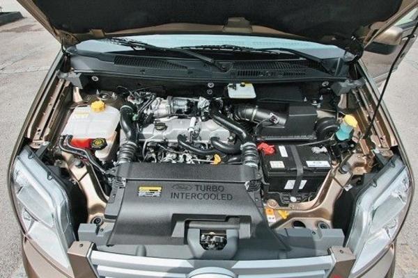 Ремонт двигателя на Форд Транзит