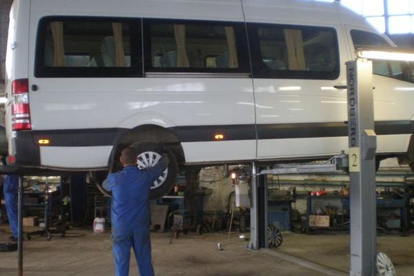 Нюансы ремонта Форд Транзит