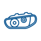 Ремонт оптики Форд Транзит